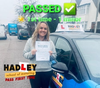 04/12/2020 - Today the most unimaginable thing happened to me! I passed my driving test! I am completely overwhelmed, to say the least and I could not have done it without Mike. I have been through my fair share of driving instructors but Mike stuck with me the whole way through. He was patient with